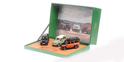 Voitures Civiles-1/43-AlmostReal-Celebration Land Rover