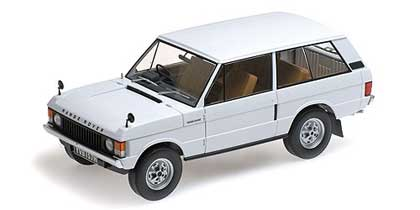 Voitures Civiles-1/18-AlmostReal-Range Rover 1970