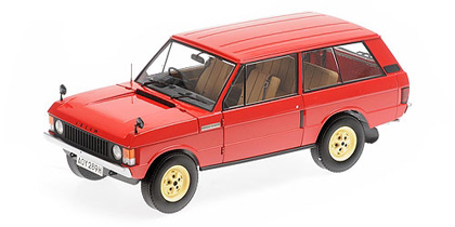 Voitures Civiles-1/18-AlmostReal-Range Rover Velar 1969