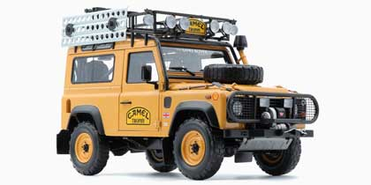 Voitures Competition-1/18-AlmostReal-Land Rover Defender 90