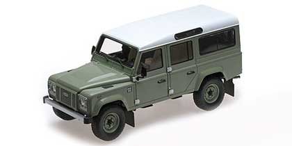 Voitures Civiles-1/18-AlmostReal-Land Rover Defender 110
