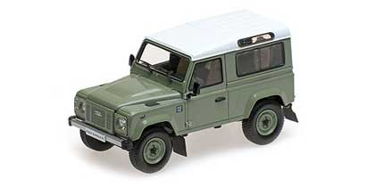 Voitures Civiles-1/43-AlmostReal-Land Rover Defender 90