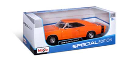 Voitures Civiles-1/18-Maisto-Dodge Charger R/T 1969