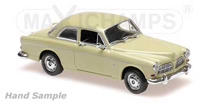 Voitures Civiles-1/43-Maxichamps-Volvo 121 Amazon 1966