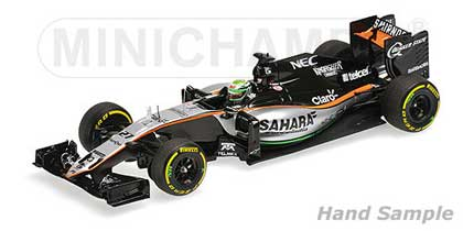 Formule1-1/18-Minichamps-Sahara Force India VJM09