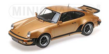 Voitures Civiles-1/12-Minichamps-Porsche 911 Turbo 1977
