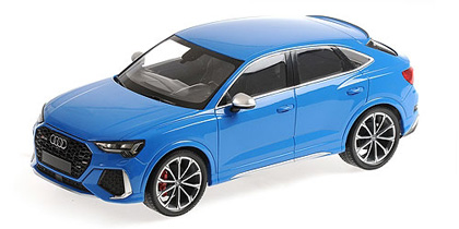 Voitures Civiles-1/18-Minichamps-Audi RS Q3 2019