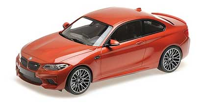 Voitures Civiles-1/18-Minichamps-BMW M2 Competition 2019