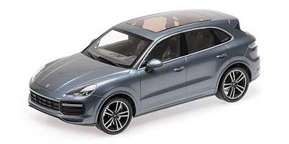 Voitures Civiles-1/18-Minichamps-Porsche Cayenne Turbo S