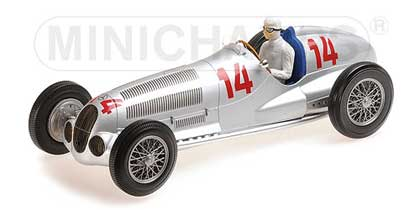Voitures Competition-1/18-Minichamps-M-B W125