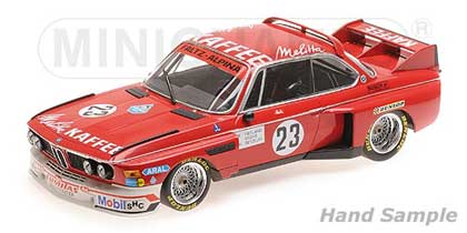 Voitures Competition-1/18-Minichamps-BMW 3.0 CSL Faltz-Alpina