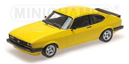 Voitures Civiles-1/18-Minichamps-Ford Capri 3.0 1978