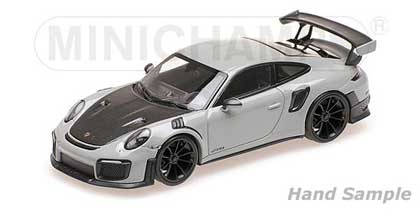 Voitures Civiles-1/43-Minichamps-Porsche 911 GT2 RS 2018