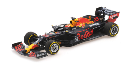 Formule1-1/43-Minichamps-A.M. Red Bull RB16