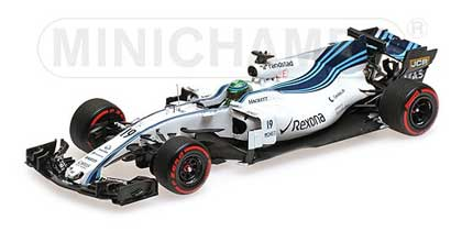 Formule1-1/43-Minichamps-Williams FW40 Massa