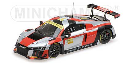 Voitures Competition-1/43-Minichamps-Audi R8 LMS Team WRT