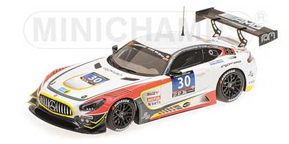 Voitures Competition-1/43-Minichamps-M-B AMG GT3