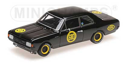 Voitures Competition-1/43-Minichamps-Opel Rekord 1900