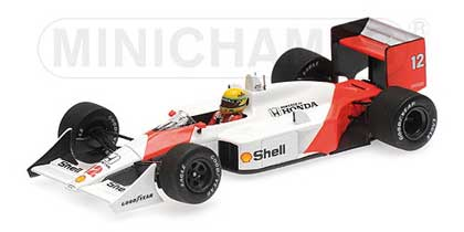 Formule1-1/43-Minichamps-McLaren MP4/4