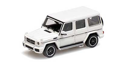 Voitures Civiles-1/87-Minichamps-Mercedes-AMG G65 2015