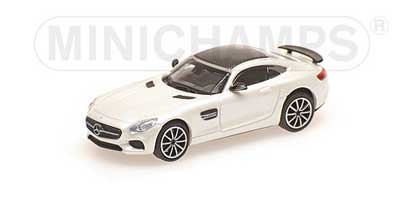 Voitures Civiles-1/87-Minichamps-Mercedes-Benz GTS